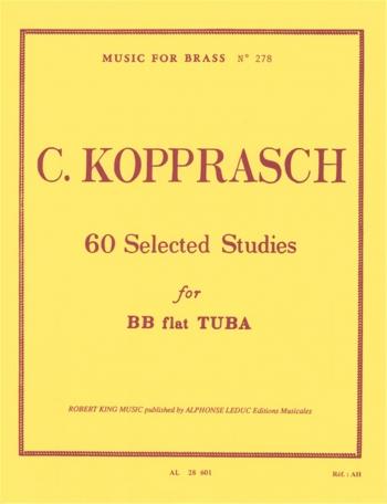 60 Studies: Tuba