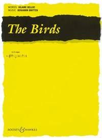 Birds In E Major: Vocal & Piano  (Boosey & Hawkes)