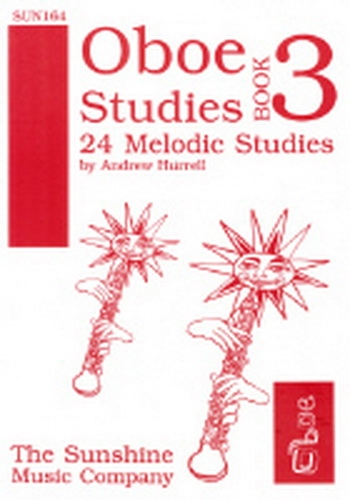 Oboe Studies: 3: Oboe (Hurrell)