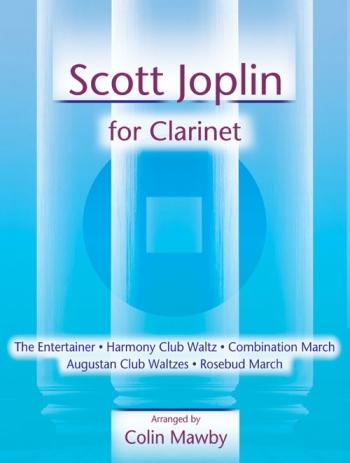 Scott Joplin For Clarinet and Piano