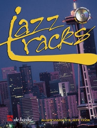 Jazz Tracks: Alto Saxophone: Book & CD