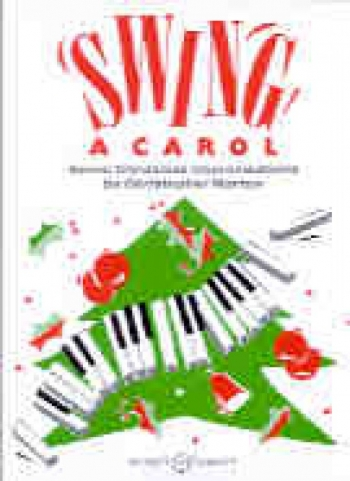 Swing A Carol: Piano