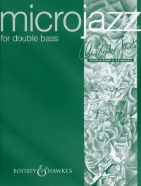 Microjazz For Double Bass