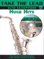 Take The Lead: Huge Hits: Alto Sax: Bk&cd