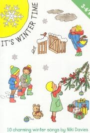 Its Winter Time: Songbook Ages 3-6 Book & Cd