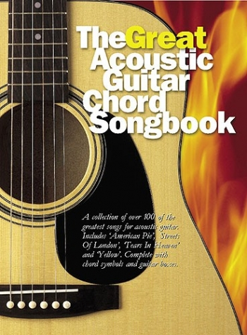 Great Acoustic Guitar Chord Songbook