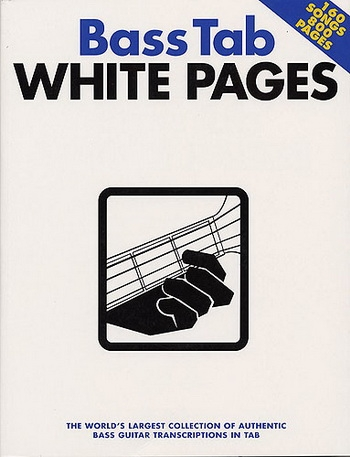 White Pages: Bass Guitar