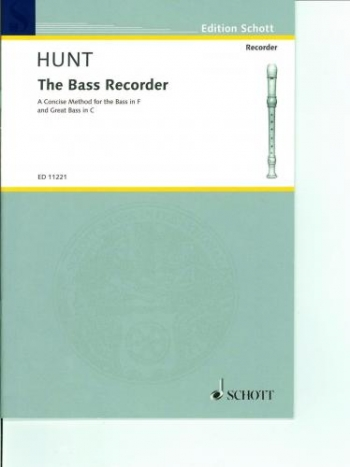 Bass Recorder Concise Method