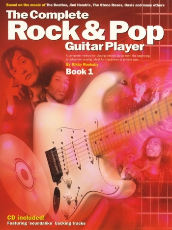 Complete Rock and Pop Guitar Player: Book 1  Revised