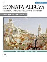 Haydn Mozart and Beethoven: Sonata Album: Vol.2