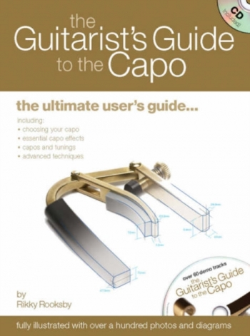 Guitarist Guide To The Capo: Book & CD