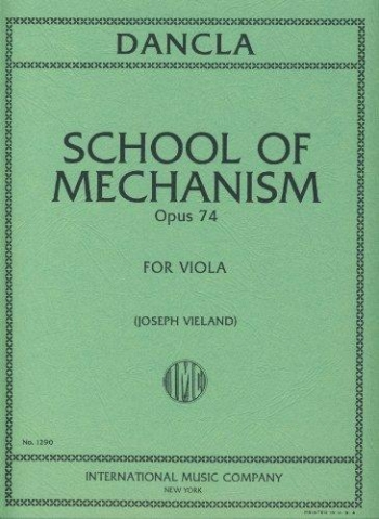 School Of Mechanism: Op74: Viola