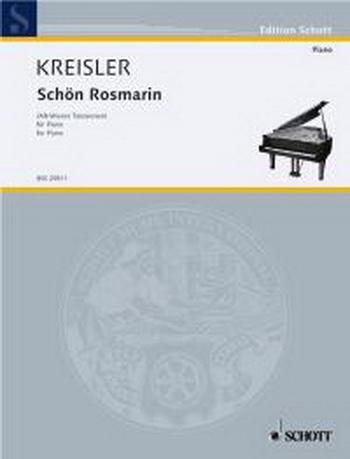 Schon Rosmarin: Piano