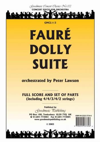 Dolly Suite Orchestra Pack Score & Parts(Arr.Lawson)