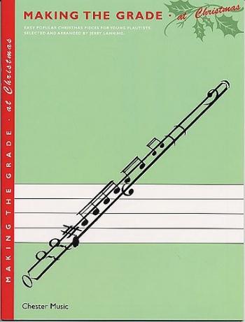 Making The Grade At Christmas: Flute Book & CD