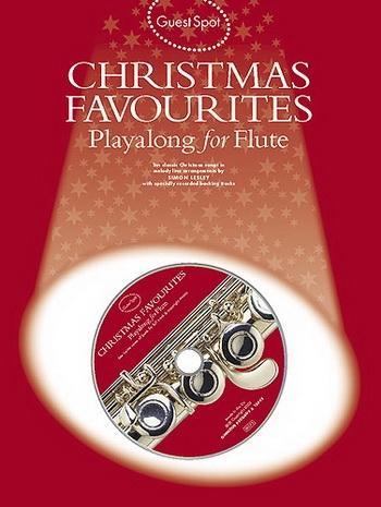 Guest Spot: Christmas Favourites: Flute: Book & CD