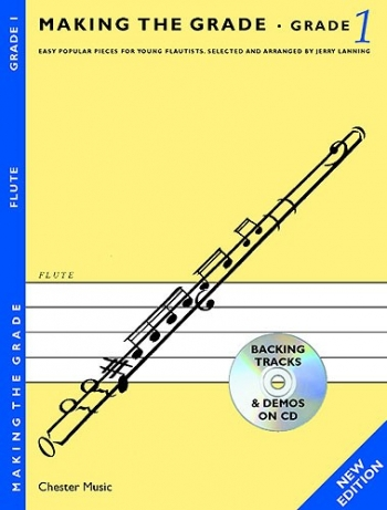 Making The Grade 1: Flute & Piano  Book & Cd (Lanning)