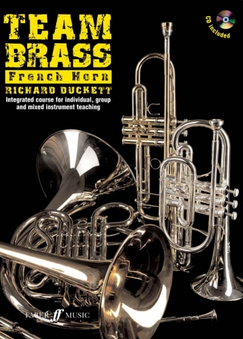 Team Brass: French Horn: Book & Cd