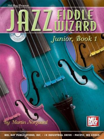 Jazz Fiddle Wizard Junior: Violin