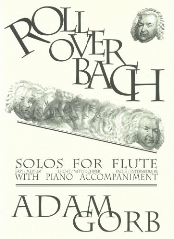 Roll Over Bach: Flute & Piano (gorb)