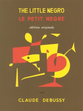 The Little Negro: Le Petit Negre: Piano (Leduc)