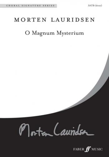 O Magnum Mysterium: Vocal: SATB