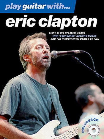 Play Guitar With Eric Clapton: Book & Cd