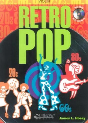 Retro Pop: Violin