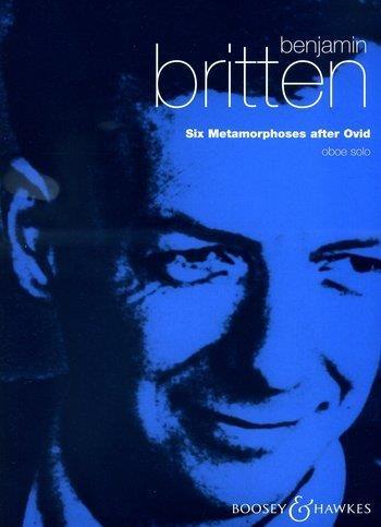 Six Metamorphoses: Aft Ovid Op49: Oboe Solo (B&H)