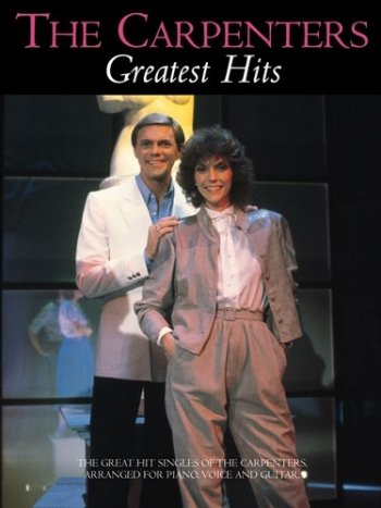 Carpenters - Greatest Hits - Piano Vocal Guitar