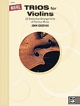 More Trios For Violins