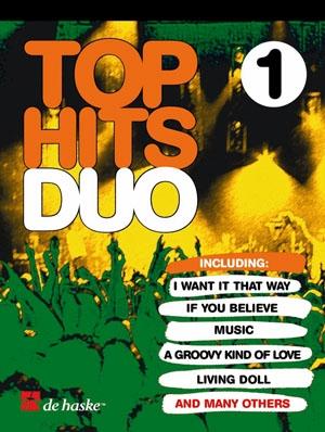 Top Hits Duo: Recorder Duet (De Haske)