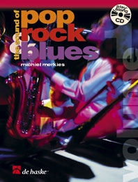 Sound Of Pop Rock Blues: 1: Trumpet: Bk&cd