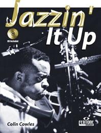 Jazzin It Up: Clarinet: Book & CD