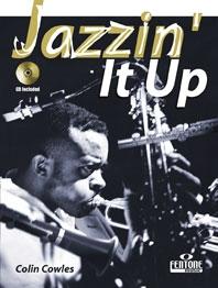 Jazzin It Up: Flute Book & CD (Cowels)