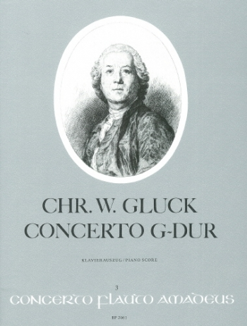 Flute Concerto: G Major: Flute & Piano (Broekmans)