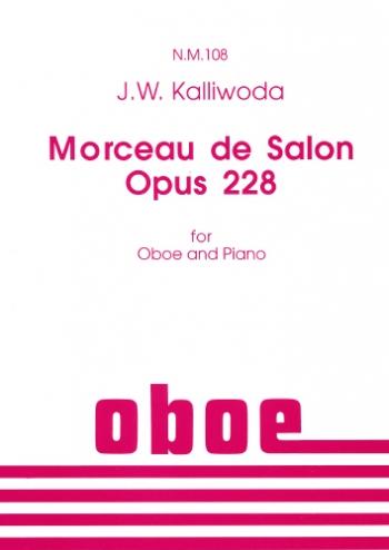 Morceau De Salon: Op228: Oboe & Piano