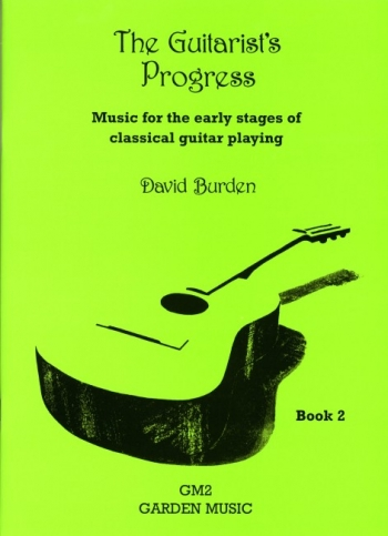 Guitarists Progress: Book 2 (Burden)