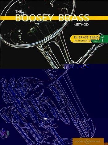 Boosey Brass Method: 1: Eb Brass Band: Bk&cd