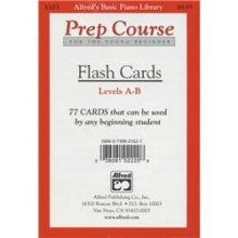 Alfreds Music Flashcards: Pre Course: A and B