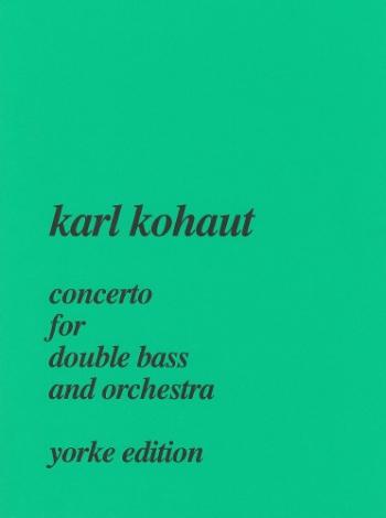 Concerto: D Major: Double Bass (Yorke)