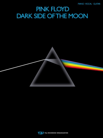 Pink Floyd: Dark Side Of The Moon: Piano Vocal Guitar