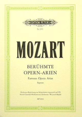 Opera Arias: Soprano: Voice (Peters)