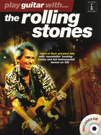 Play Guitar With Rolling Stones