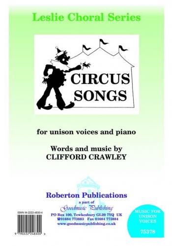 Circus Songs: Vocal: Solo Song