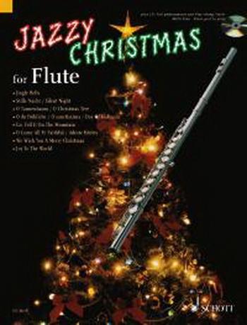 Jazzy Christmas: Flute: Book & CD