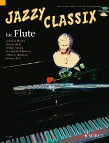 Jazzy Classix: Flute: Book & CD