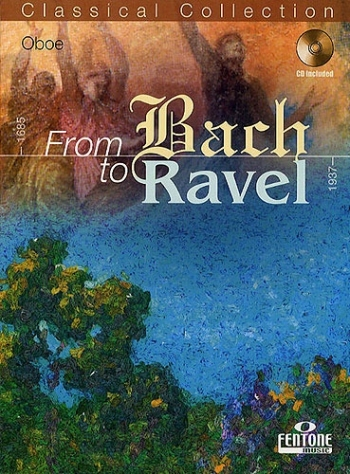 From Bach To Ravel: Oboe Book & CD