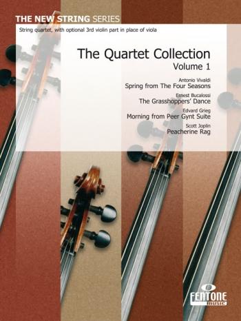 Quartet Collection: 1: String Ensemble: Score and Parts