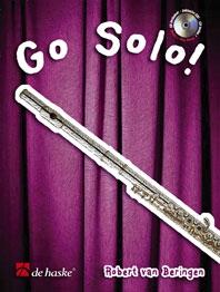 Go Solo: Flute Book & CD  (beringen)